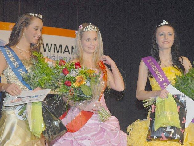 Finále Miss Příbramska 2009
