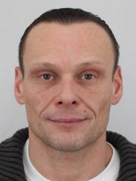 Hledaný Michal Hladík.