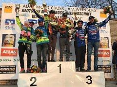 Ondřeji a Tomáši Čermákovi se na úvod sezony velmi daří. Získali už tři vítězství.
