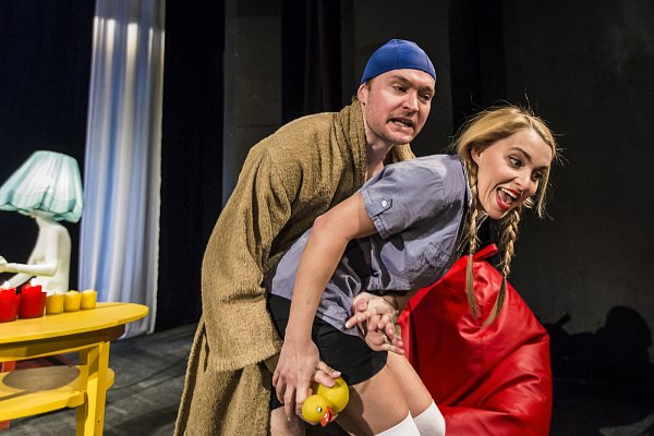 Příbramské divadlo uvede hru Umění vraždy.