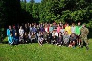 Finále soutěže pro studenty středních škol Europa Secura 2018