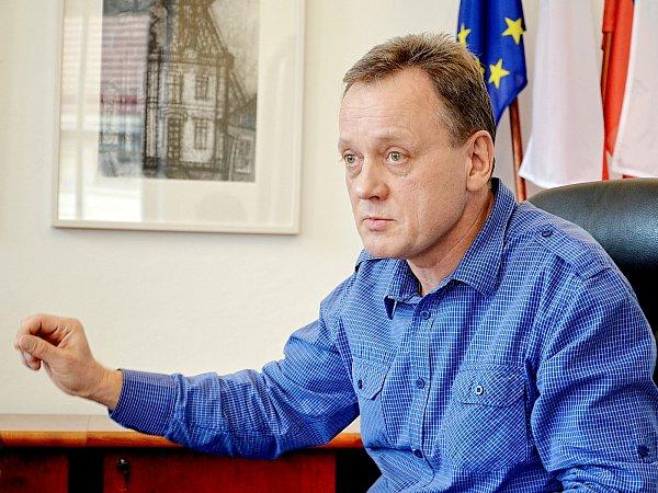 Václav Dvořák, příbramský radní.