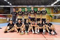 Volejbalový tým Eurositex Příbram