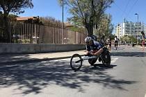 Jan Tománek má za sebou první letošní závod. V Itálie se postavil na start Challenge Riccione.