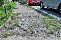 Jednou z etap oprav chodníků ve městě má být i oprava chodníků na příbramském sídlišti Ryneček.