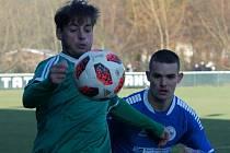 Fotbalová divize, skupina A: Tatran Sedlčany - Hořovicko 5:0 (2:0).