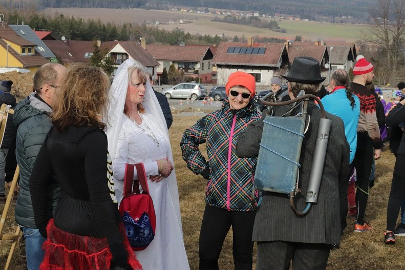 V Obecnici se konal 40. ročník Zlatého nugetu Bečánova.