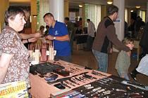 V Příbrami se o víkendu konal již 18. ročník mezinárodní výstavy Nože 2009.
