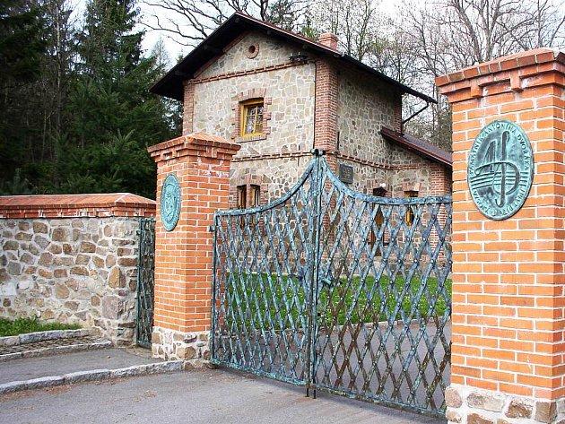 Areál Památníku Antonína Dvořáka ve Vysoké u Příbramě