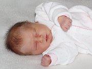 Amálie Siblíková se narodila 13. prosince 2018 s váhou 3,53 kg a mírou 52 cm Kateřině a Václavovi z Ostrova. Doma čeká Vašík (3,5).