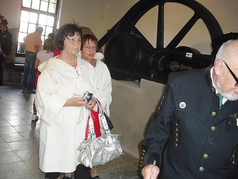 Prokopská pouť v Hornickém muzeu Příbram.