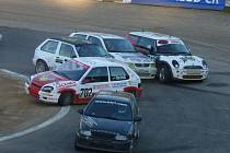 Rallycross v Sedlčanské kotlině o víkendu 20. a 21. července 2013.