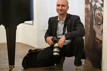 Příbramský fotograf Martin Andrle