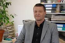 Primář chirurgie v příbramské nemocnici MUDr. Jiří Svoboda.