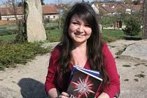 Spisovatelka Michaela Burdová.