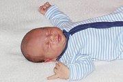 Pavel Pánek se narodil 3. listopadu s váhou 3,68 kg a mírou 49 cm Jitce a Pavlovi z Příbrami.