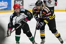 Hokejistky HC Příbram porazily v 7. kole extraligy Litvínov 10:3.