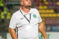 Trenér Příbrami Roman Nádvorník promluvil před zápasem FORTUNA:LIGY v Mladé Boleslavi