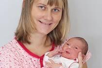 Tereza Hromková se narodila 17. srpna 2019 s váhou 3,14 kg a mírou 51 cm Markétě a Janovi z Příbrami. Doma čeká Barunka (3).