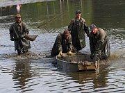 1. myslivecko-rybářská slavnost spojená s výlovem Sadoňského rybníku.