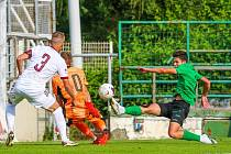 F:NL: Příbram - Sparta Praha B (0:2)