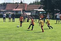 V Obecnici proběhl pátý ročník fotbalového Junior Cupu.