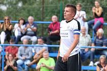 Blanenský Ondřej Paděra zaznamenal v zápase s Příbramí hattrick a jednu asistenci a výraznou měrou se podílel na výhře svého týmu.