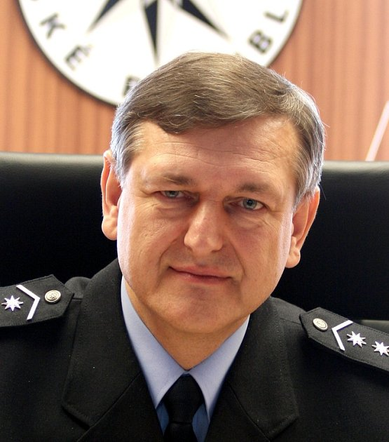 Ředitel příbramské policie Jiří Drábek bude šéfovat policii v Berouně.