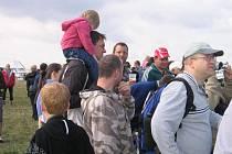Acrobatshow 2009 ve Dlouhé Lhotě u Příbrami.