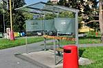 Nová podoba autobusových zastávek v Příbrami.