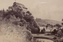 Vargač kolem 18. století.