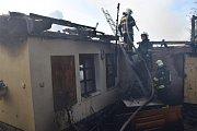 Požár v Leleticích.