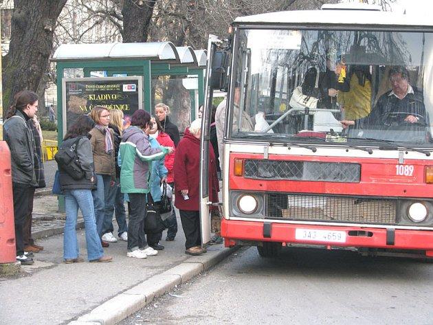 Městská hromadná doprava v Příbrami