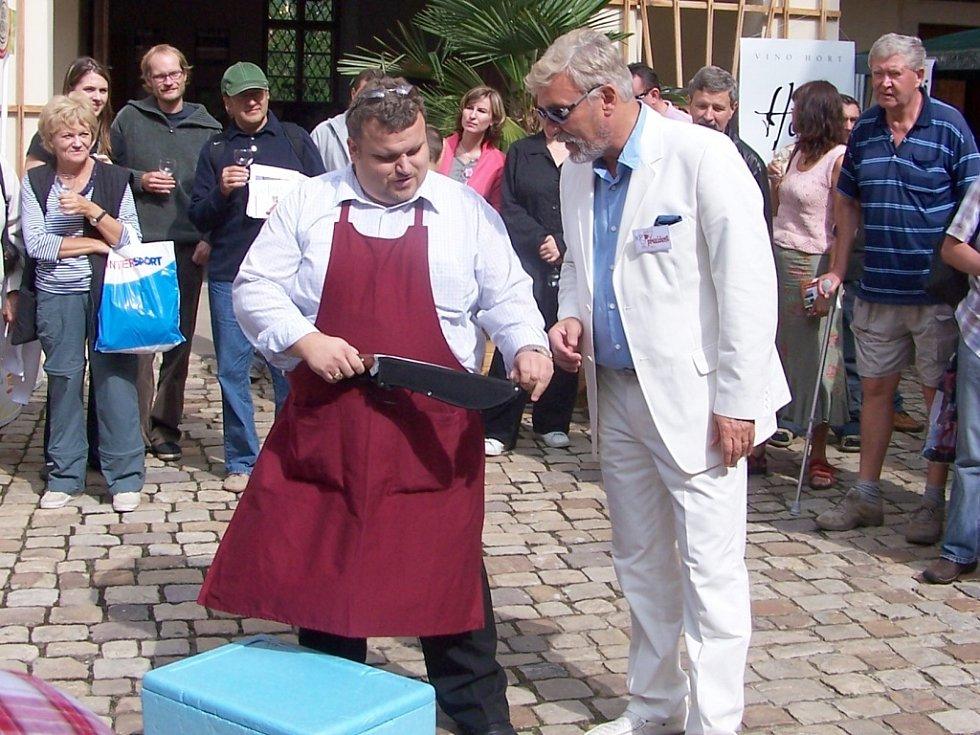Festival vína v Mníšku pod Brdy