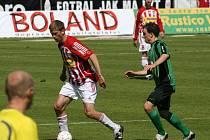 1. Gambrinus liga: 1.FK Příbram - Vikt. Žižkov (3:0).
