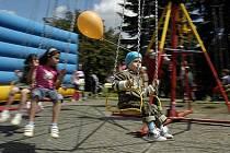 Kvůli úsporným opatřením bude letos akce Divadlo patří dětem o den kratší.
