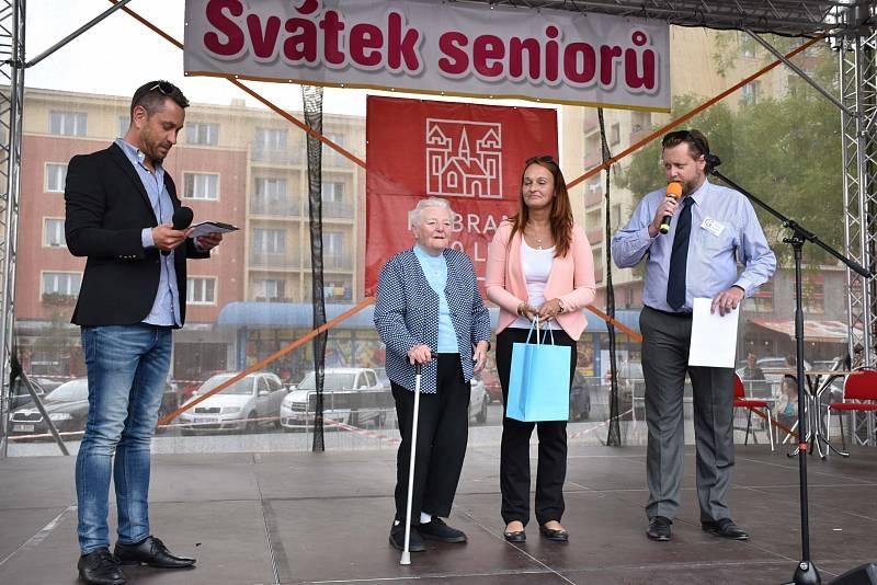 Den seniorů v Příbrami.