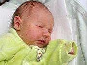 Karolína Marešová se narodila 4. prosince s váhou 3,57 a délkou 49 cm Michaele a Zbyňkovi z Petrovic. Doma na sestřičku čekají Tomáš a Mikuláš.