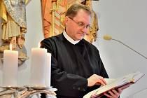 Kněz Svaté Hory Jan Sokulski.