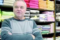 Roman Kupka, příbramský podnikatel.