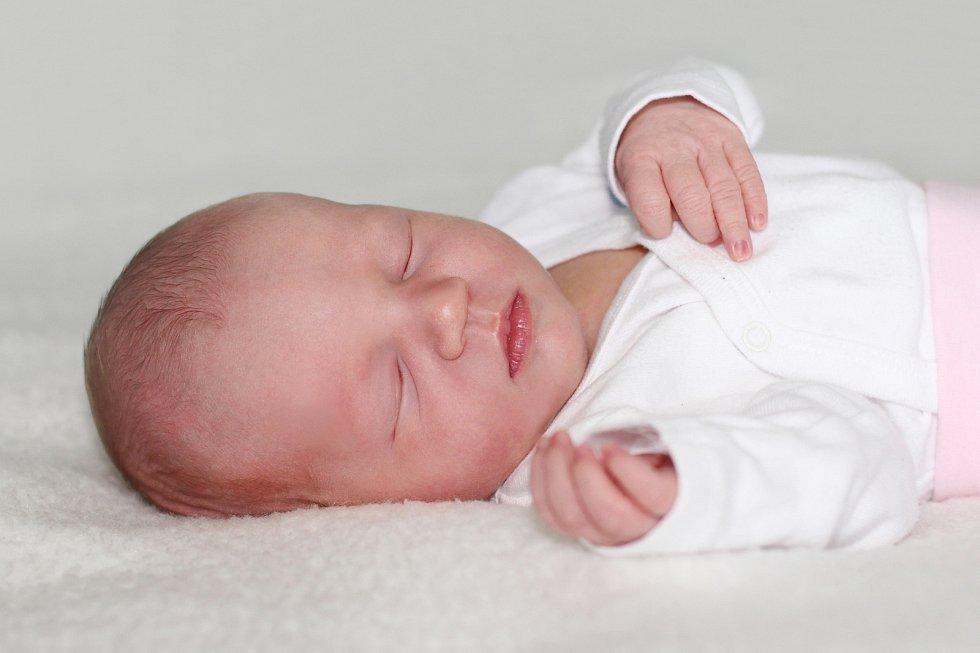 Sofie Hralová se narodila 25. ledna 2020 v Příbrami. Vážila 3350 g a měřila 50 cm. Doma v Příbrami ji přivítali maminka Tereza a tatínek Martin.