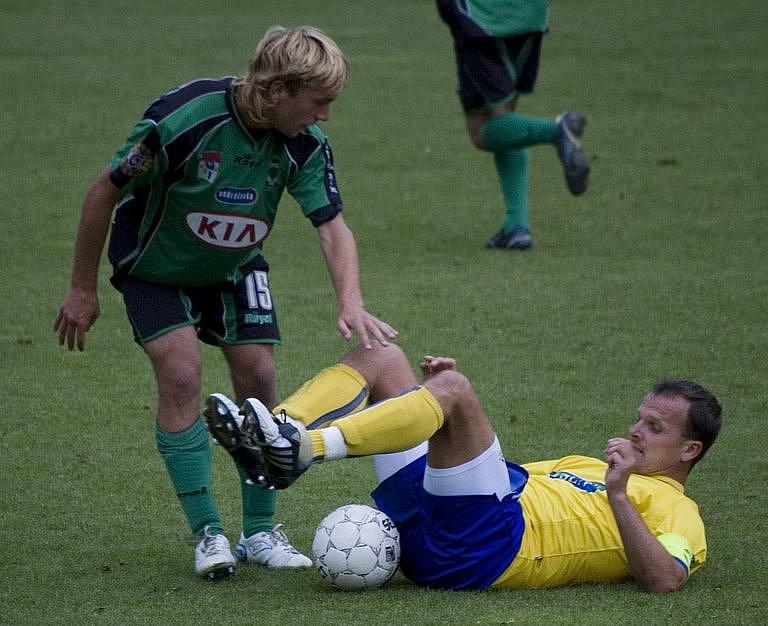 Divize: 1.FK Příbram B - SK Benešov (5:1).