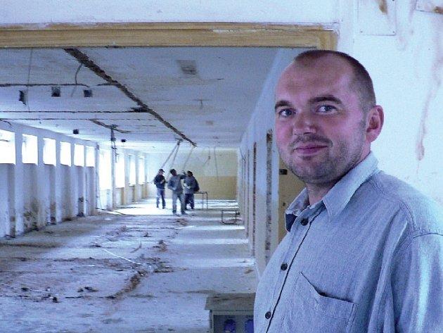 Bohutínský starosta Ladislav Turek