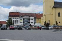 Změny by se měly dotknout především parkování v centru Příbrami.