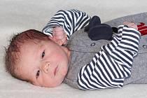 Jiří Tihelka se narodil 14. února 2019 s váhou 2,82 kg a mírou 48 cm Kateřině a Jiřímu z Příbrami. Doma čeká Izabela (5).