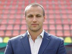 Ředitel 1. FK Příbram Jan Starka.