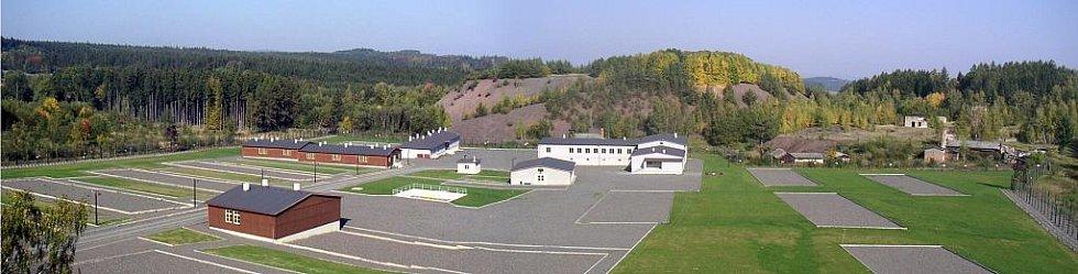 Památník Vojna nedaleko Příbrami.
