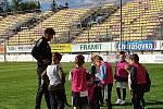 Mládež 1. FK Příbram se vrátila zpět k tréninku.
