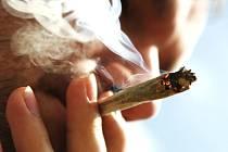 Kuřák marihuany