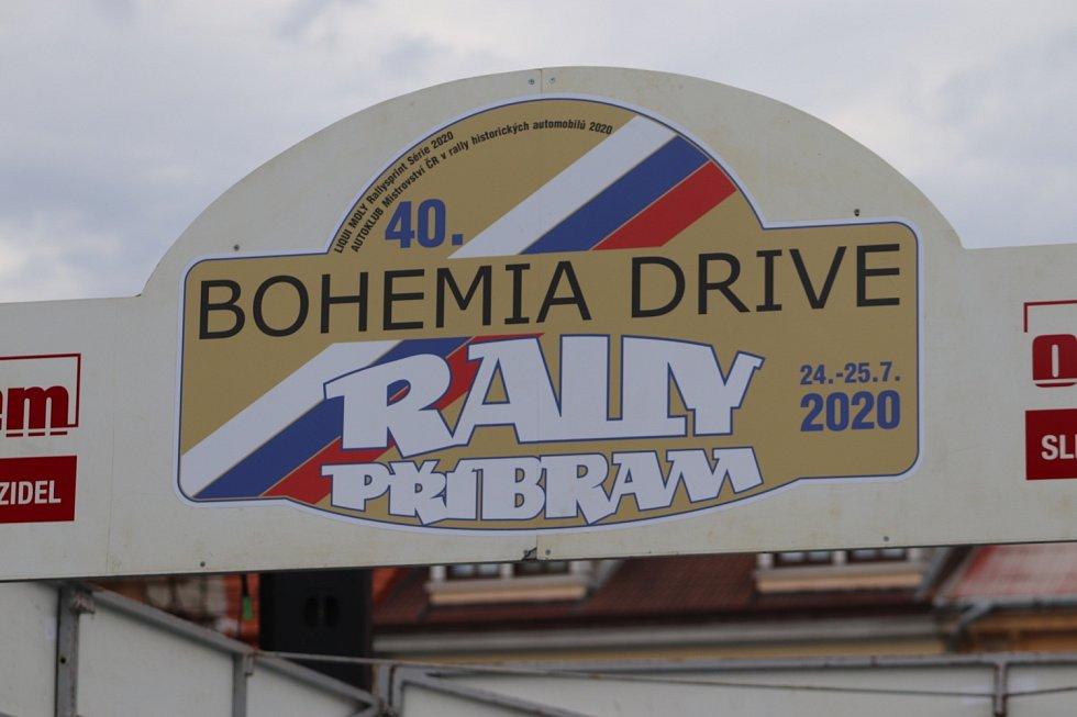 Rally Příbram 2020